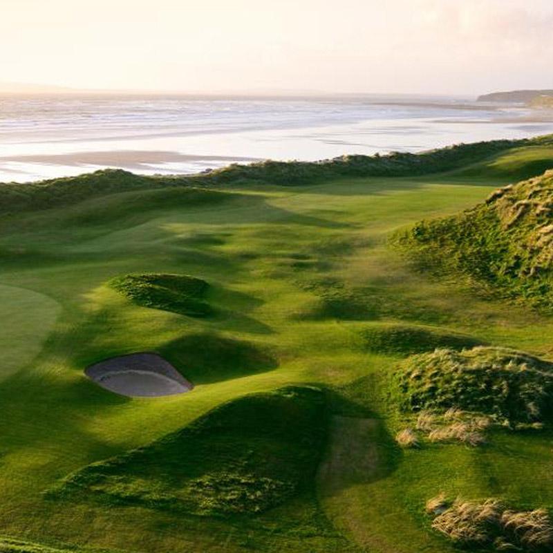 Ballybunion<br /> Golf Club<br /> - Old Course