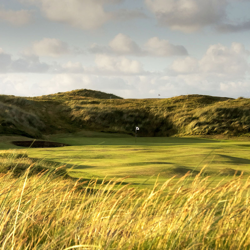 Ballyliffin<br /> Golf Club<br /> - Glashedy Links