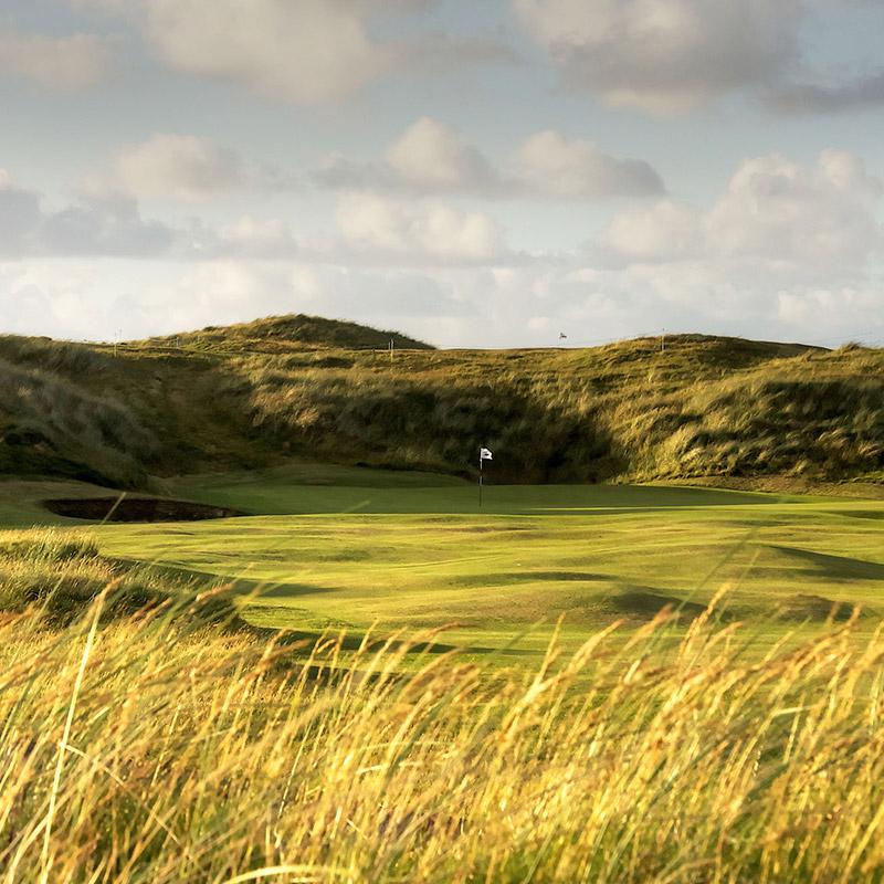 Ballyliffin<br /> Golf Club<br /> - Glashedy Links