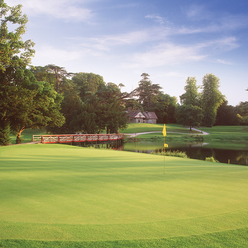 Carton House<br /> - The O'Meara Course