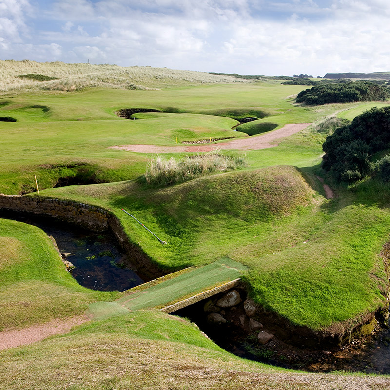 Cruden Bay<br /> Golf Club