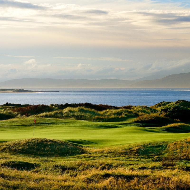 Dooks<br /> Golf Links