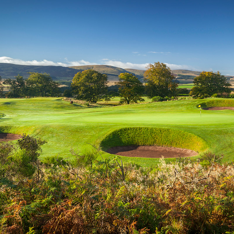 Gleneagles –<br /> The King's<br /> Course
