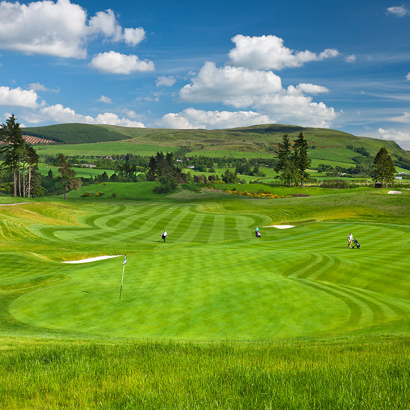 Gleneagles<br /> – The PGA<br /> Centenary Course