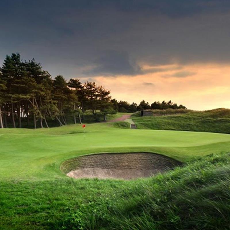 Hillside<br /> Golf Club
