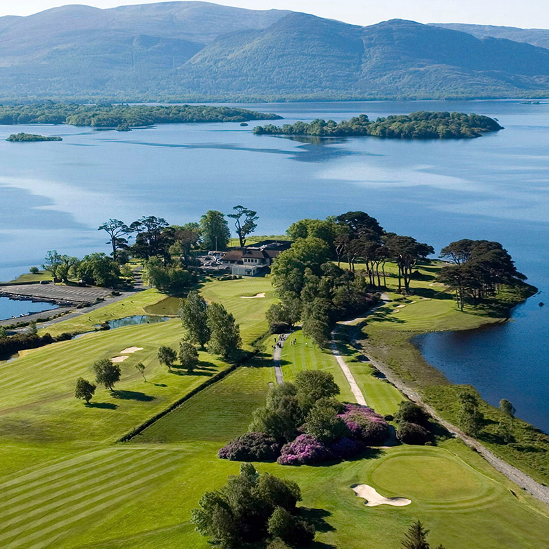 Killarney<br /> - The Mahony's<br /> Point Course