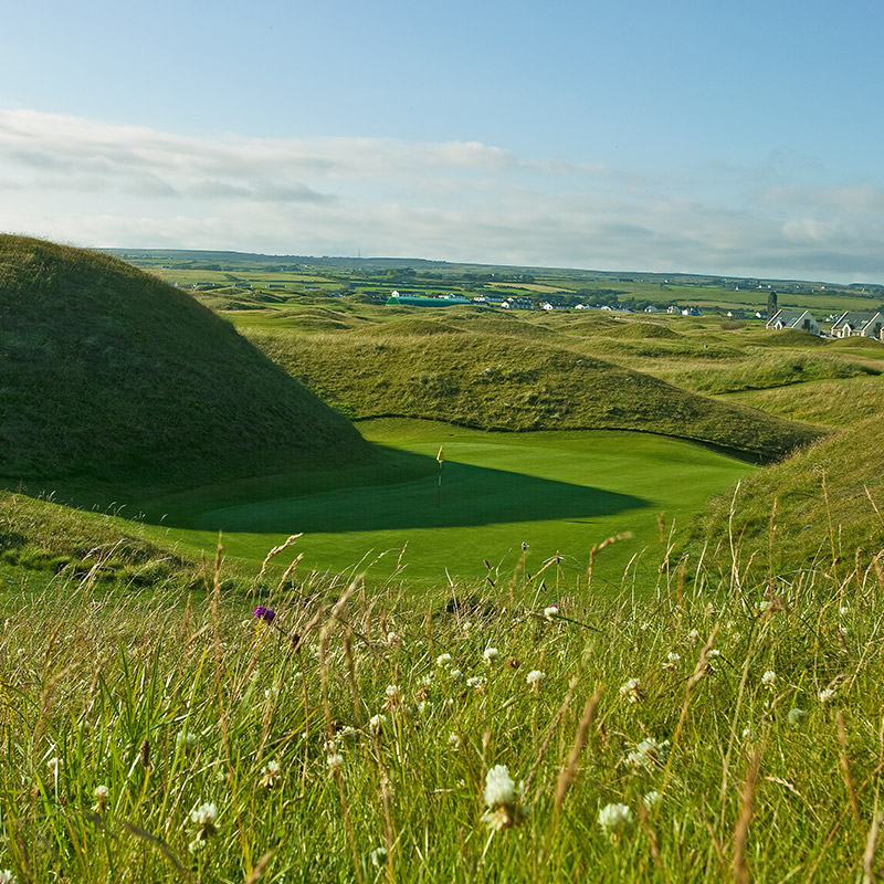 Lahinch<br /> Golf Club<br /> - Old Course