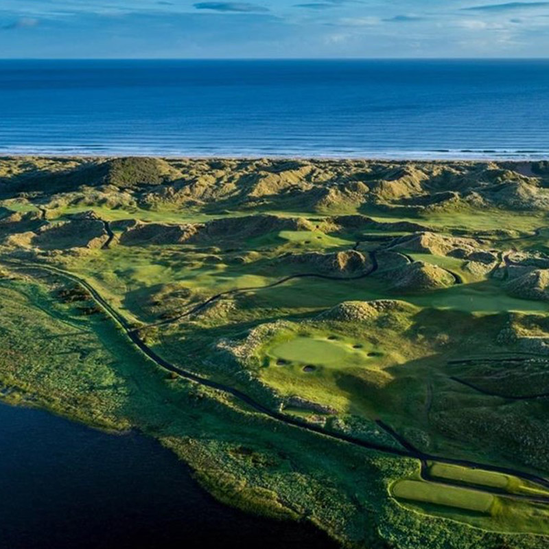 Portstewart<br /> Golf Club -<br /> The Strand Course
