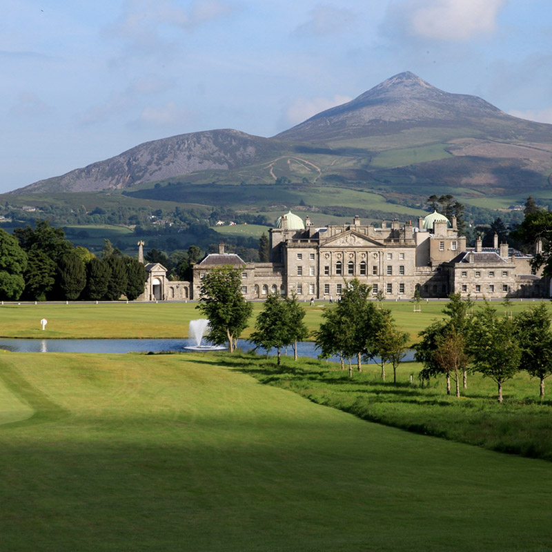 Powerscourt<br /> Golf Club<br /> - The West Course