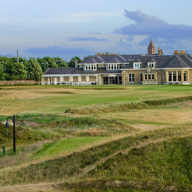 Prestwick<br /> Golf Club –<br /> The Old Course