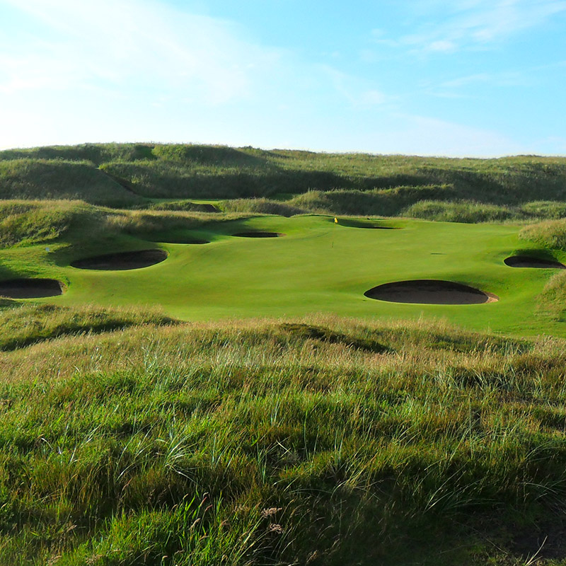 Royal Aberdeen<br /> Golf Club –<br /> The Balgownie<br /> Links