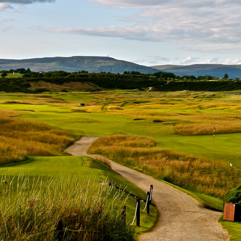 Royal Dornoch<br /> Golf Club –<br /> The Championship<br /> Course