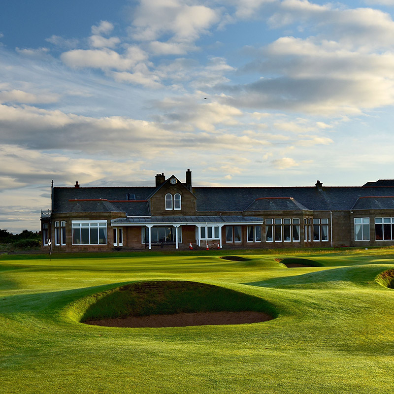 Royal Troon<br /> Golf Club –<br /> The Old Course