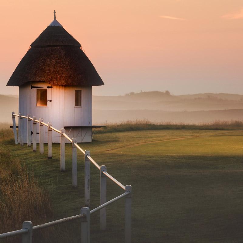 Royal St. George's<br /> Golf Club