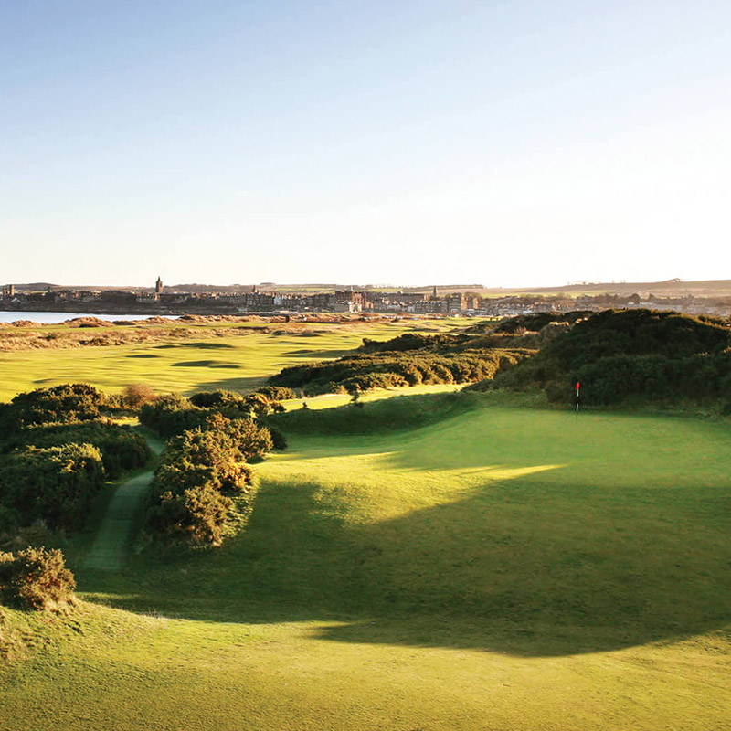 St Andrews Links<br /> – The Jubilee Course