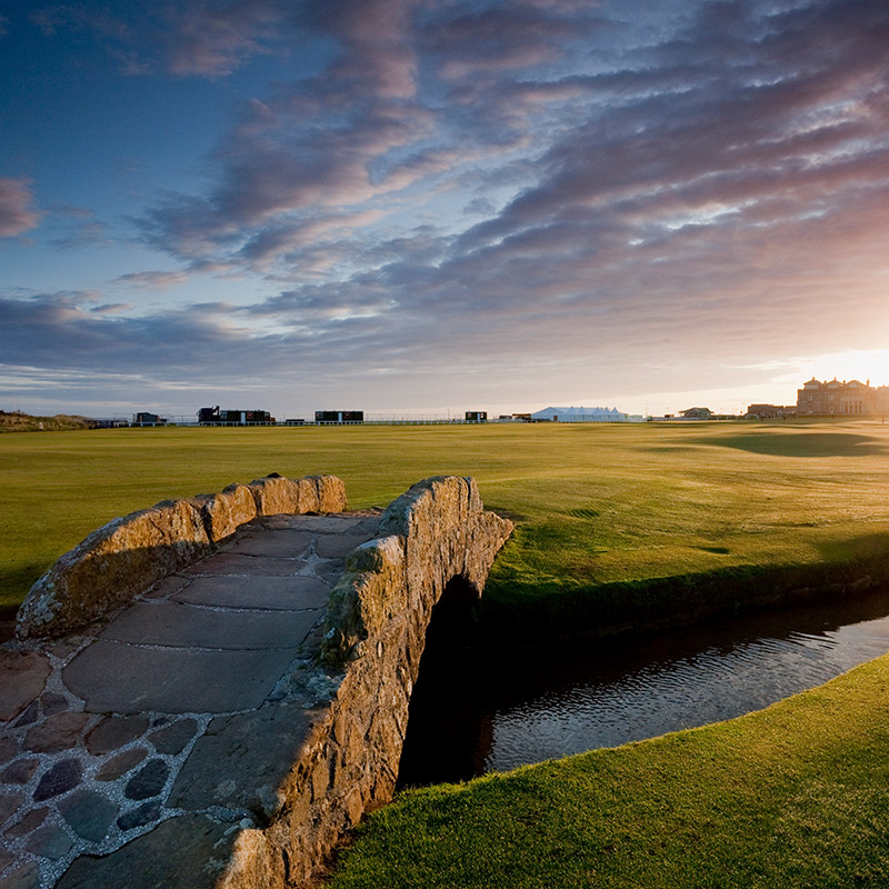St Andrews Links<br /> – The Old Course