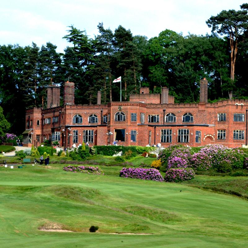 St George's Hill<br /> Golf Club