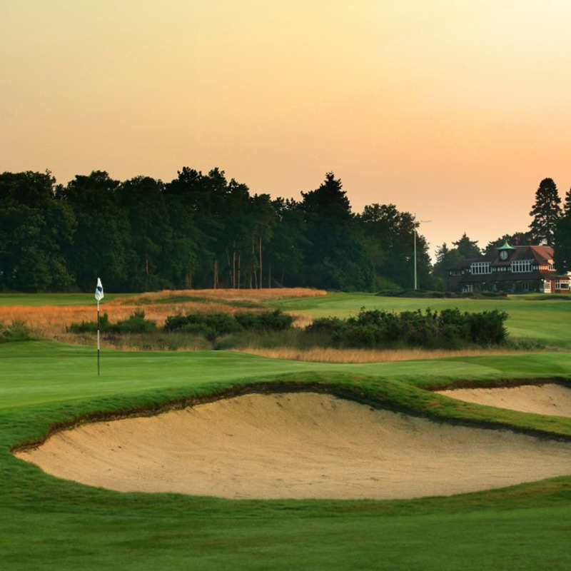 Sunningdale<br /> Golf Club<br /> – The Old Course