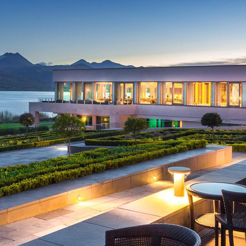 The<br /> Europe Hotel<br /> Killarney