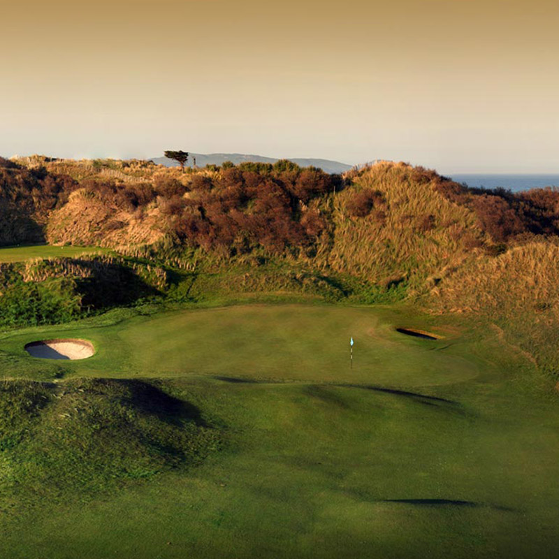 The Island<br /> Golf Club -<br /> The Championship Links