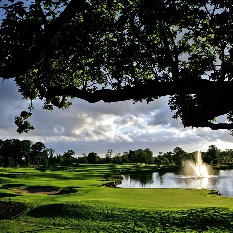 The K Club<br /> - The Ryder Cup Course