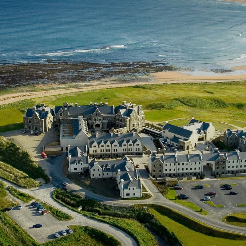 The Lodge<br /> at Trump Doonbeg
