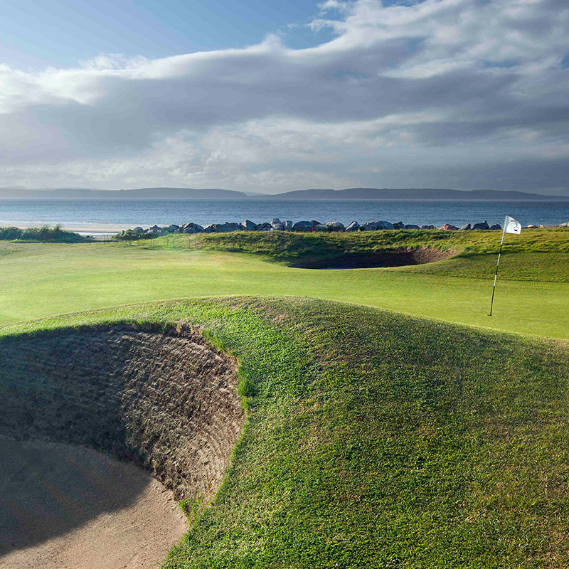 The Nairn<br /> Golf Club –<br /> Championship Course