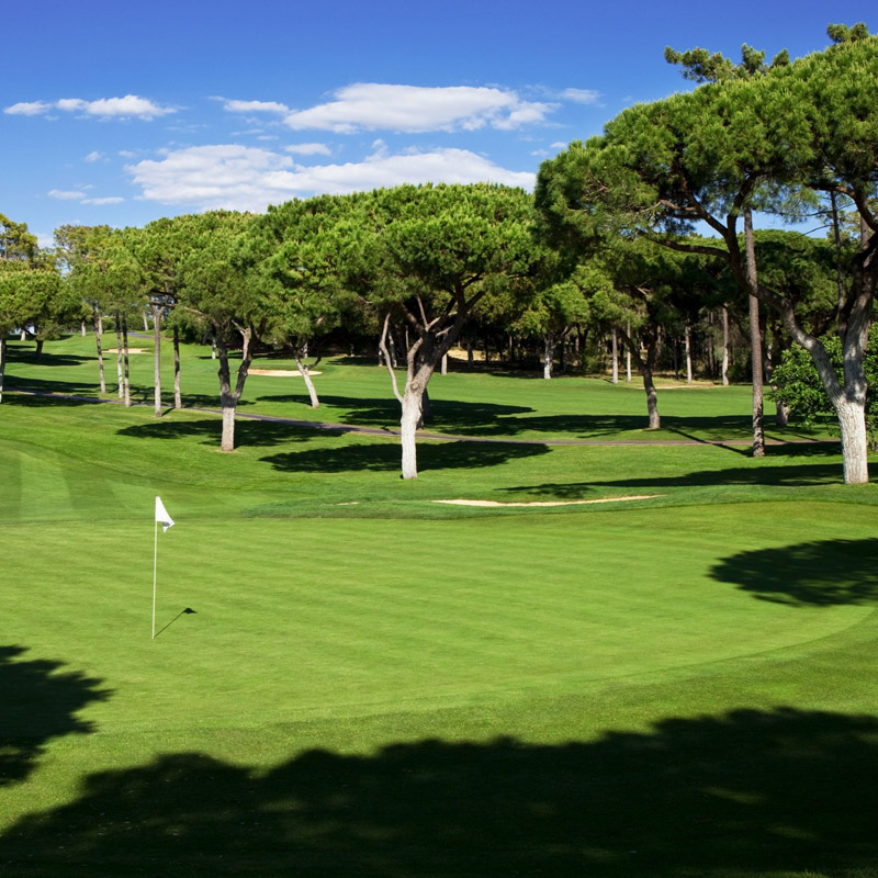 The Old Course<br /> Golf Club of<br /> Vilamoura