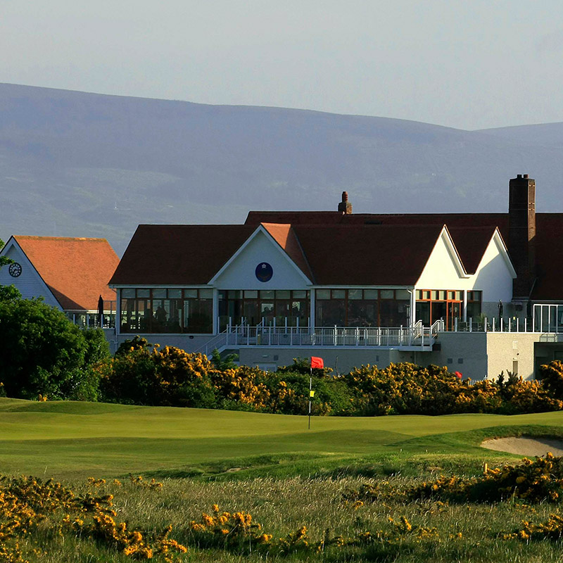The Royal<br /> Dublin Golf Club