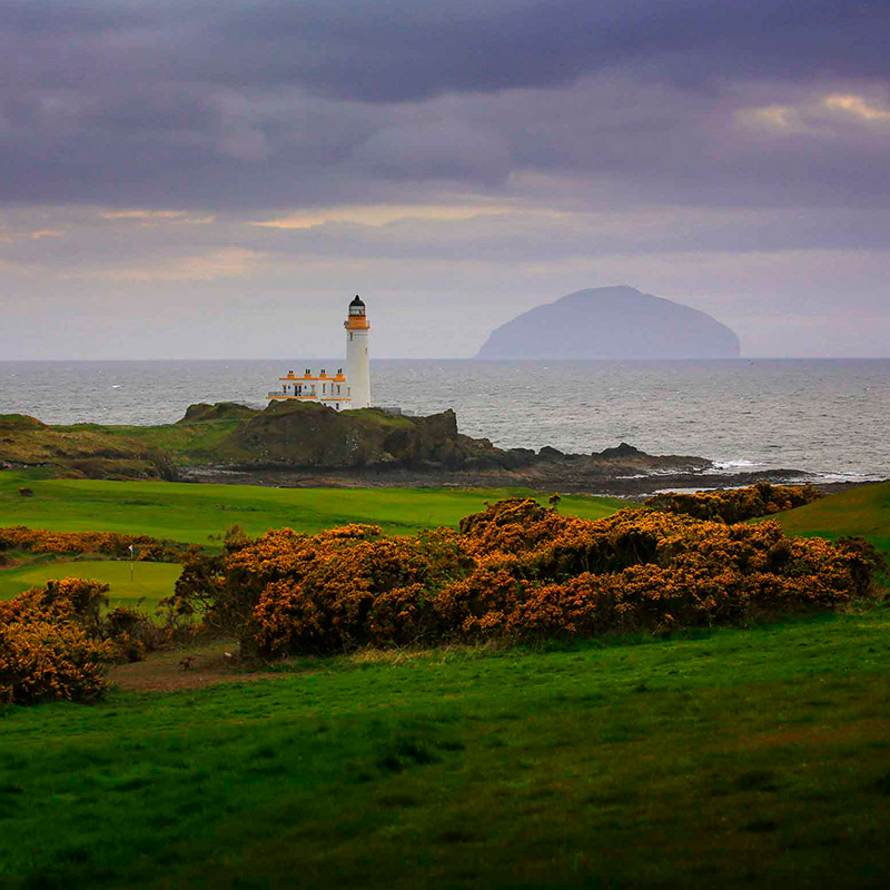 Trump Turnberry –<br /> King Robert the<br /> Bruce Course