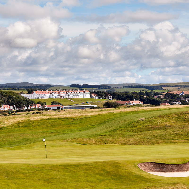 Trump Turnberry –<br /> The Ailsa Course