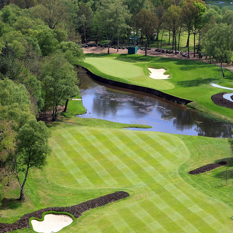 Wentworth Club<br /> – The West Course