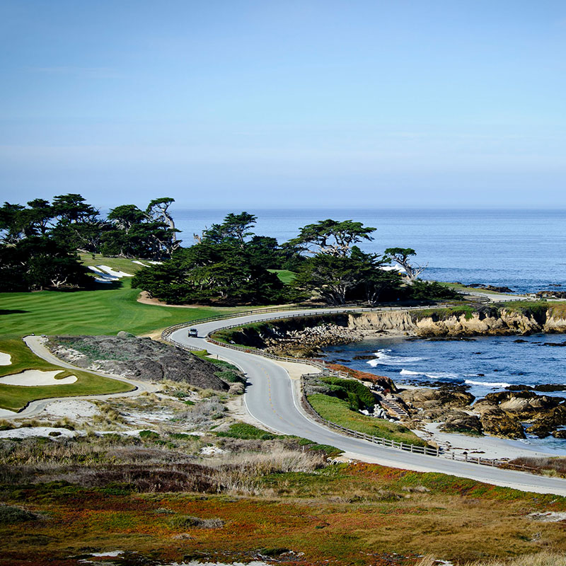 Experience<br /> Pebble Beach